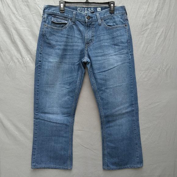 f700a82f711 GUESS Jeans | Falcon Regular Bootcut Mens 36 X 27 | Poshmark